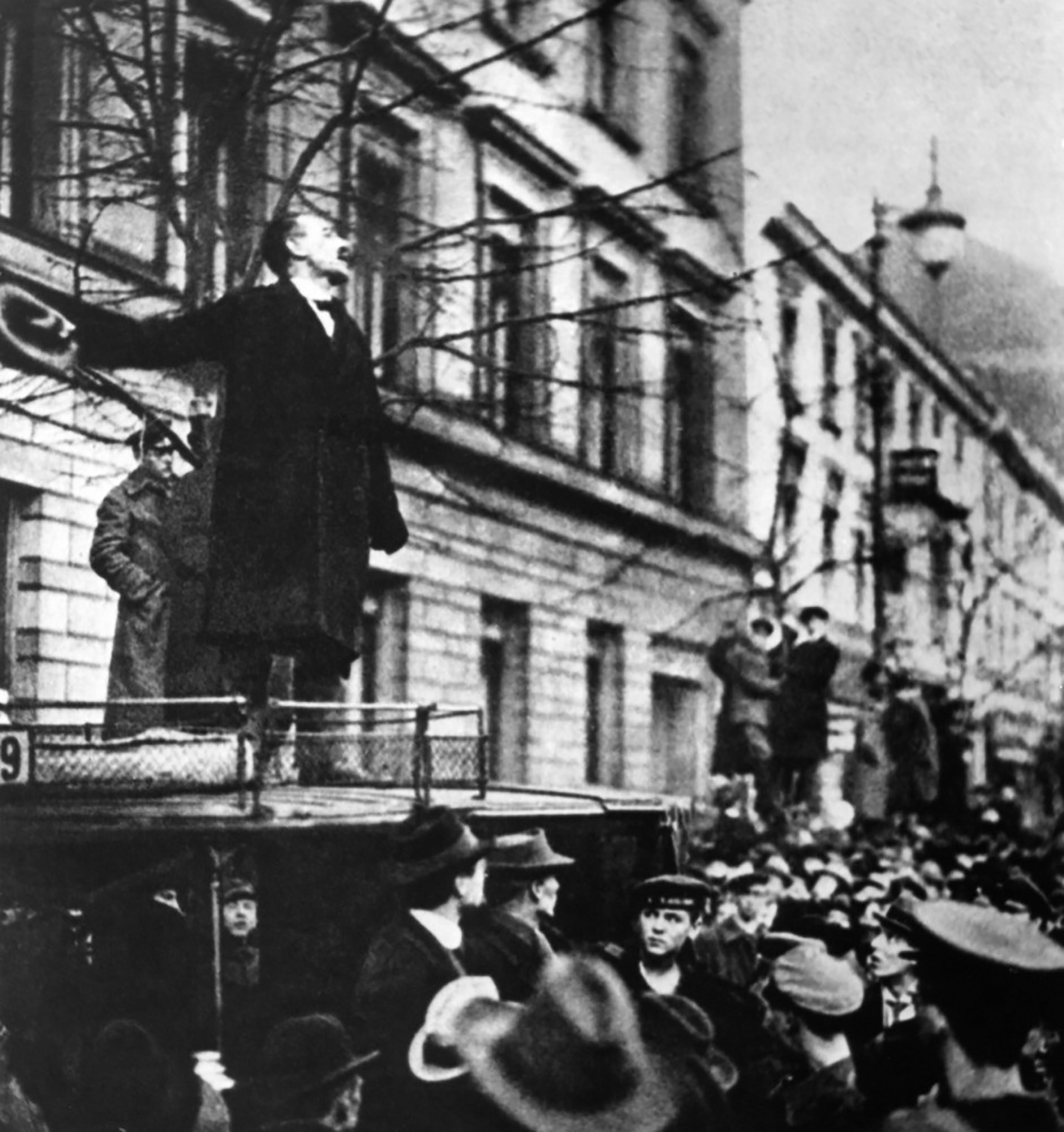 4. und 5. Januar 1919