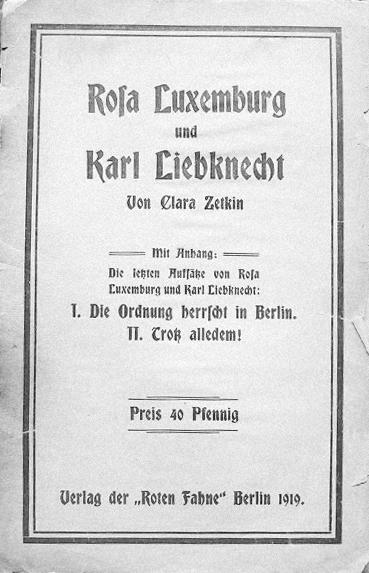 14. Januar 1919